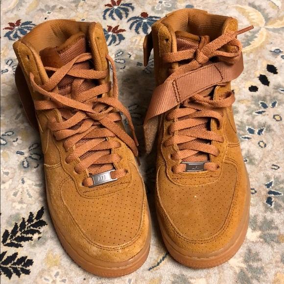 Nike Shoes | Nike Hightop Sneaker In